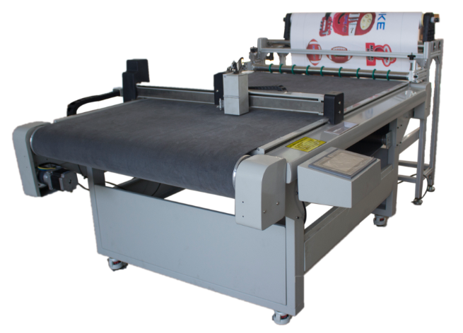 DCR50 Series convey belt cutting plotter