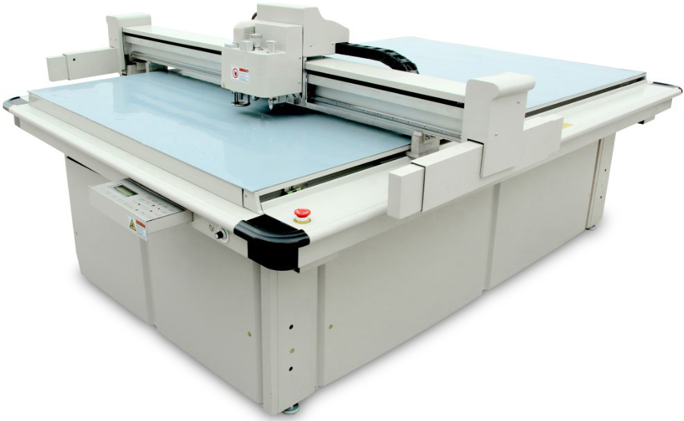 DCZ70 series high speed flatbed digital cutter