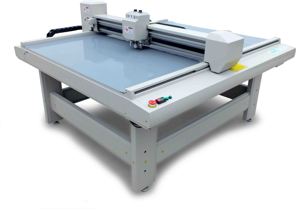paper box cutting machine